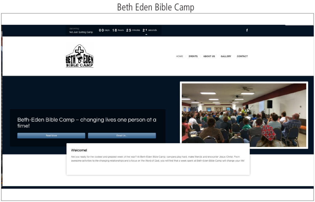 Beth Eden Bible Camp